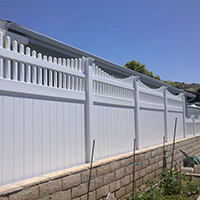 Vinyl Fence Sales and Installation South Jersey