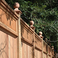 Wood Fence Installer South Jersey