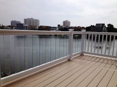 Glass Railing Installer South Jersey